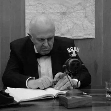Ray Winstone Churchill