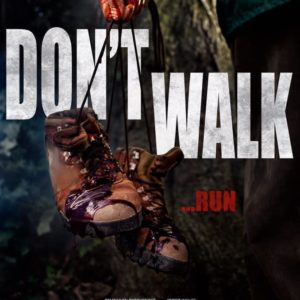 dont walk poster